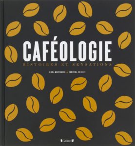 """Couverture de livre """"Caféologie"""""""