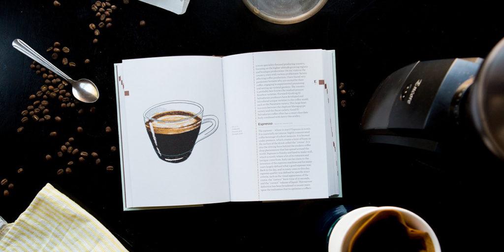 Intérieur du livre The Coffee Dictionary