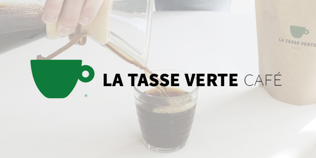 Logo La Tasse Verte