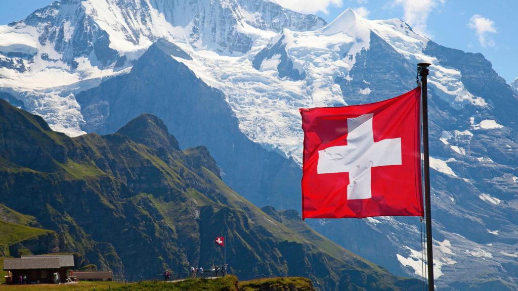 Le café en suisse