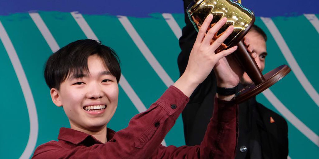 Jia Ning Du world brewer cup