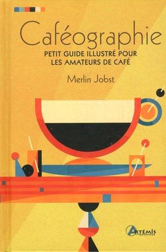Couverture d'ouvrage: Caféographie *