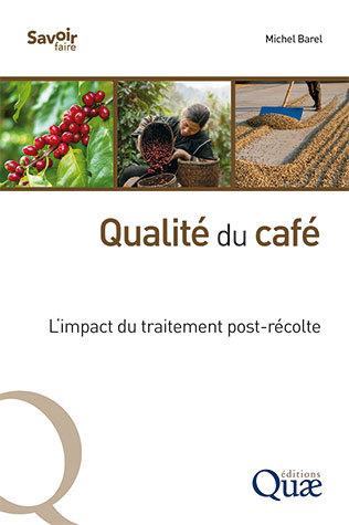 Couverture d'ouvrage: Qualité du café