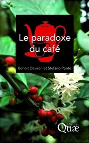Couverture d'ouvrage: Le paradoxe du café