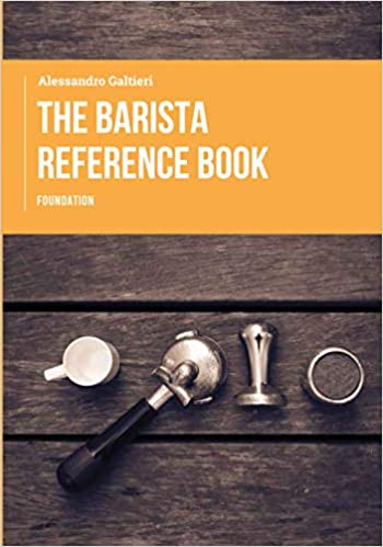 Couverture d'ouvrage : The barista reference book: foundation