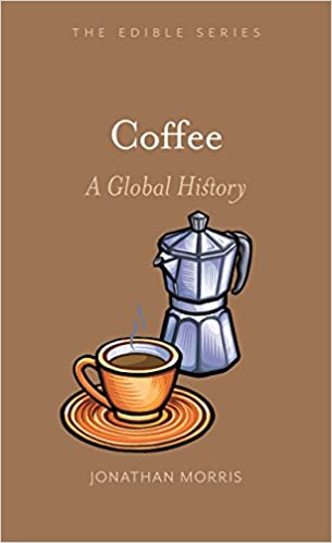 Couverture d'ouvrage : Coffee : A global history