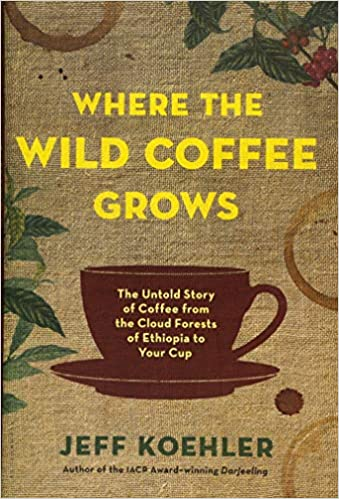 Couverture d'ouvrage : Where the Wild Coffee Grows