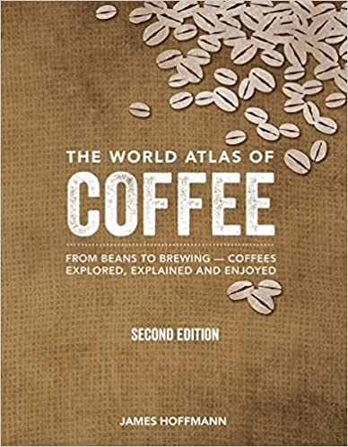 Couverture d'ouvrage : The World Atlas of Coffee